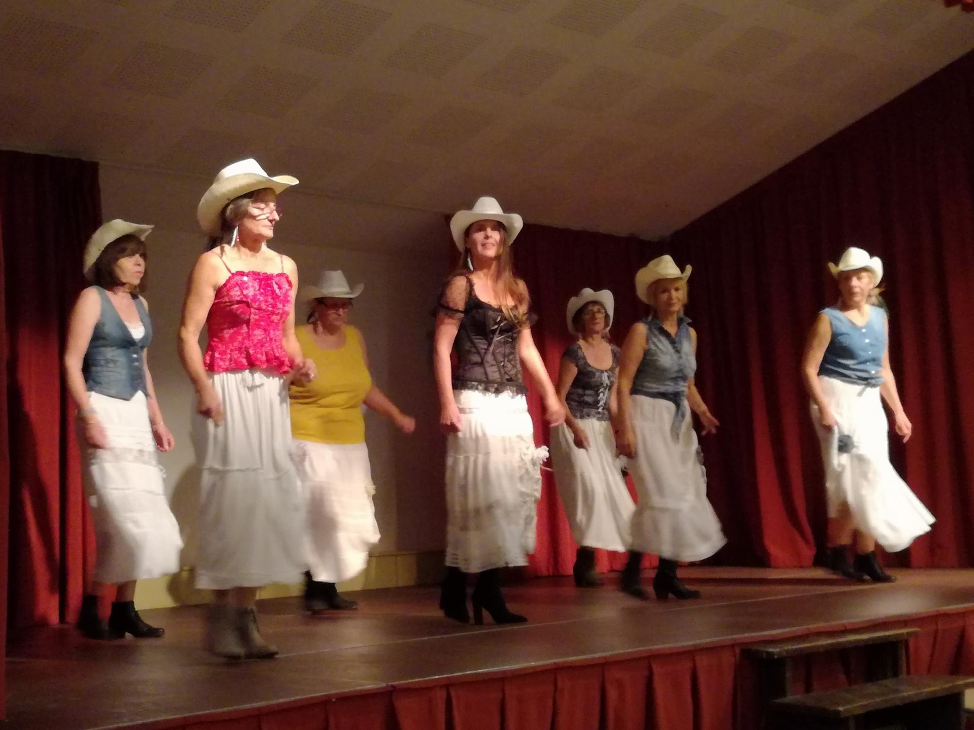 La troupe des Sweet Ladies 19